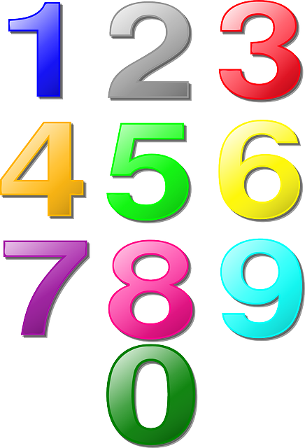 grafológiai számok 0