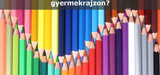 Miről árulkodnak a színek a gyermekrajzon?
