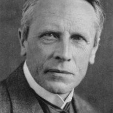 Ludwig Klages a tudományos grafológia atyja
